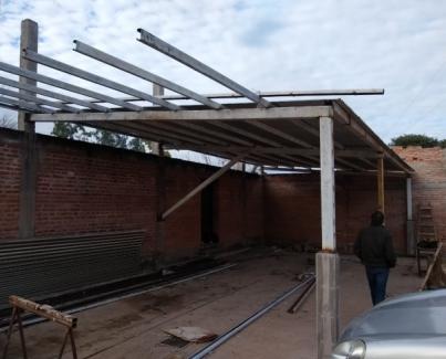 Obras de Mejora en sede Central de Av. Brigido Terán