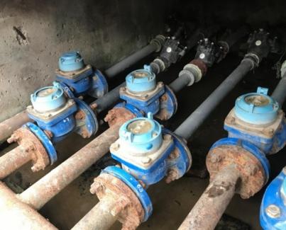 Se terminó el relevamiento del sistema de riego presurizado gravitacional del departamento Lules, Distrito IV