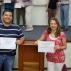Felicitaciones a los ingenieros Juan Pourriex y María Noé Riat