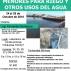 Curso de Posgrado de Obras Hidráulicas Menores para riesgo y otros usos del agua