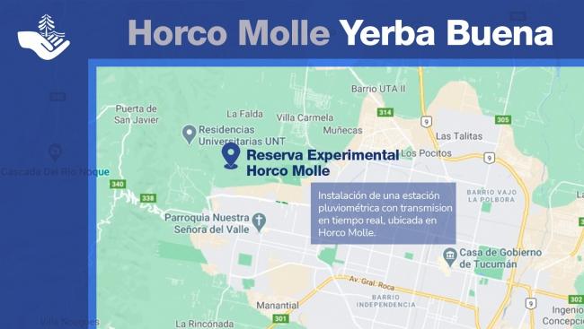 REUNIÓN DE PREVENCIÓN DE DAÑOS POR INUNDACIONES EN LA LOCALIDAD DE YERBA BUENA