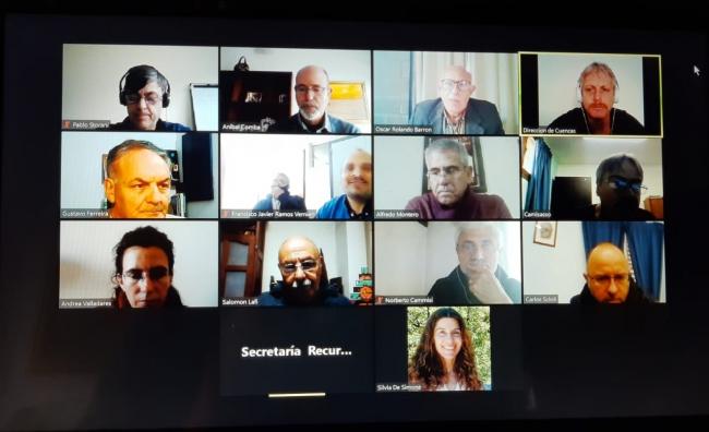 Reunión del Comité de Cuenca del Río Juramento Salado